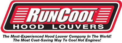 Hood Louvers | RunCool | Hood Vents For Your Vehicle -